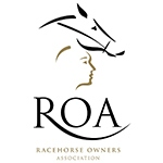 Racehorse Owners Association (ROA)'s logo